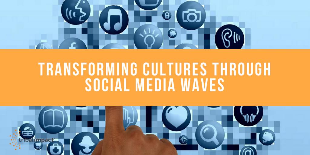 Transforming Through Social Media Waves