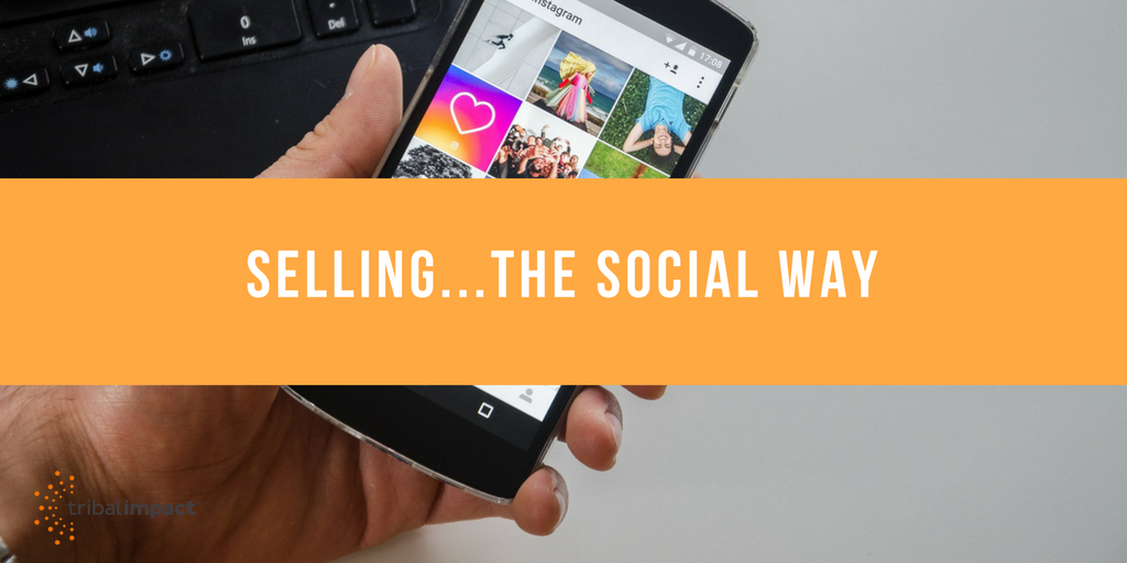 Selling The Social Way