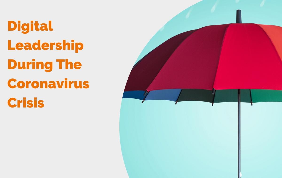 Digital Leadership During The Coronavirus Crisis title
