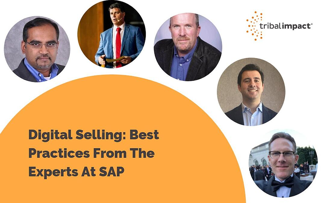 Digital Selling: Best Practices From The Experts At SAP