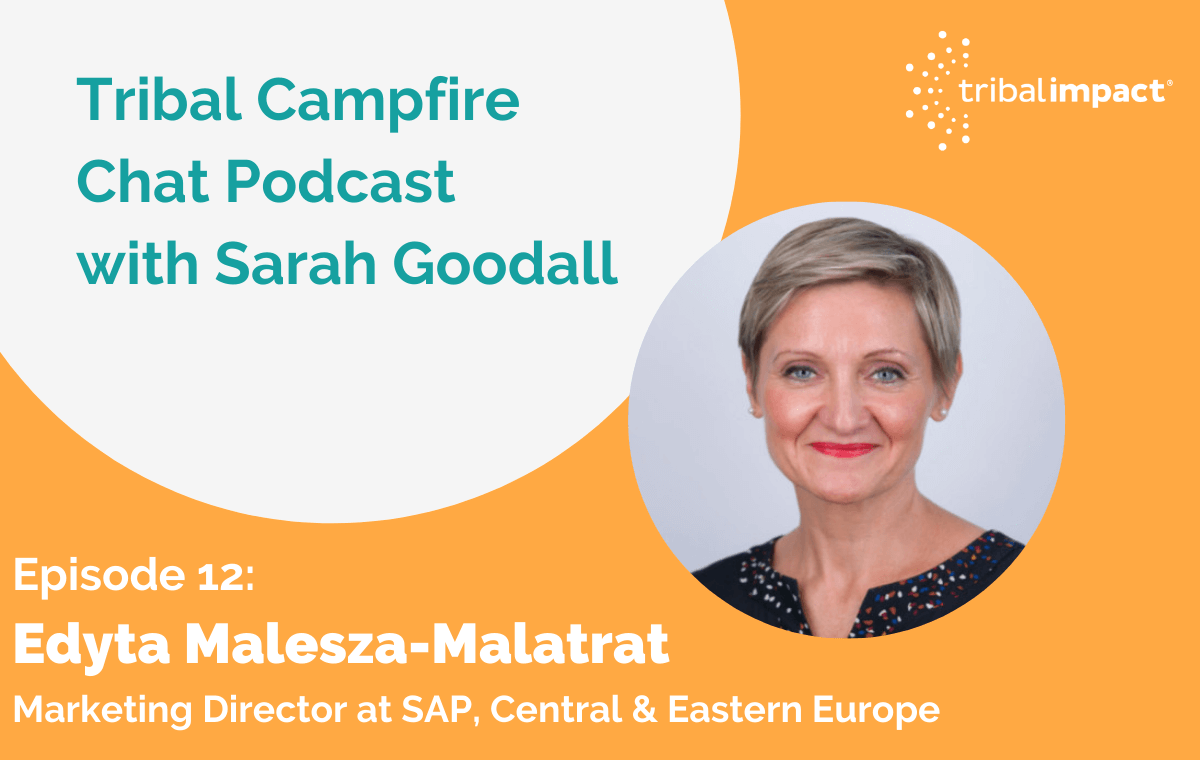 Edyta Malesza-Malatrat: A Saleswoman In A Marketer's Body