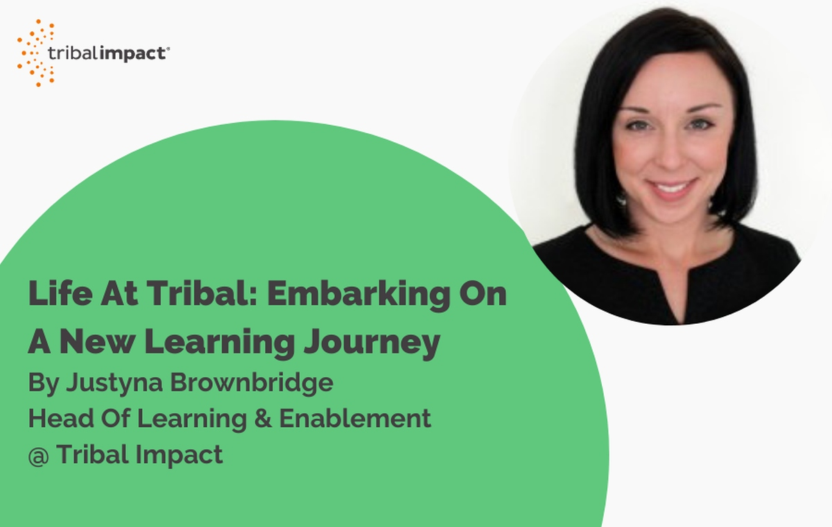 Embarking On A New Learning Journey
