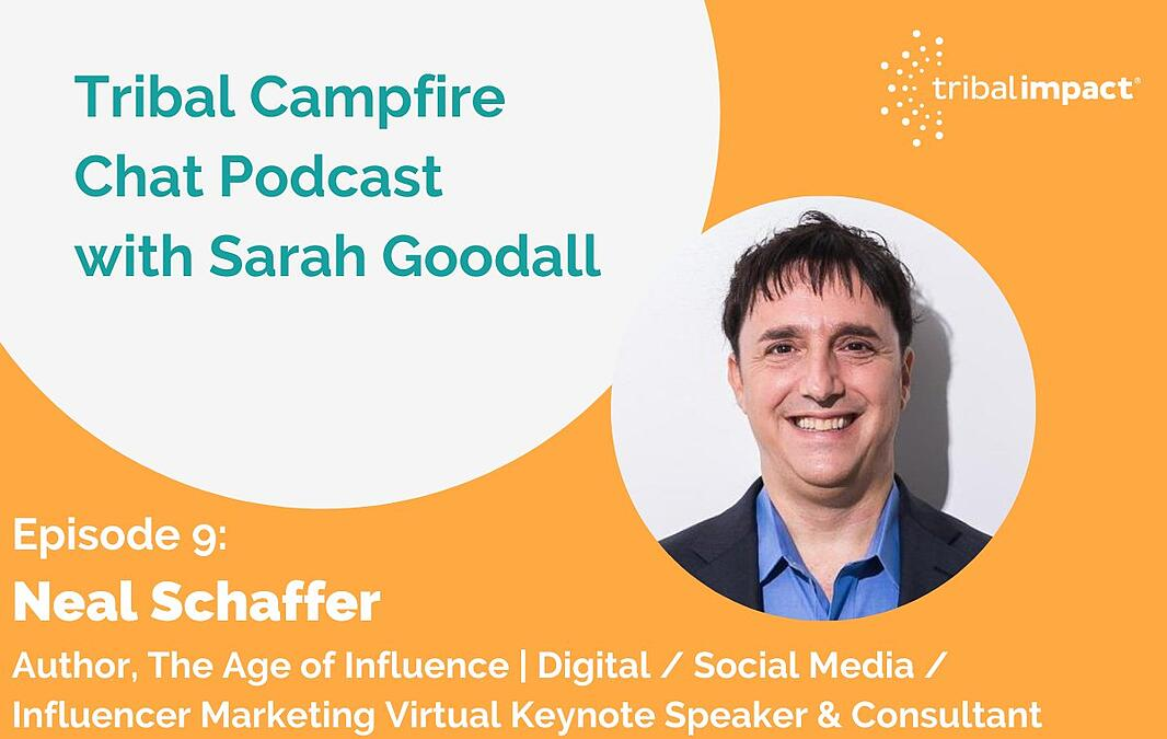 Neal Schaffer: The Age Of Influence & Social Business
