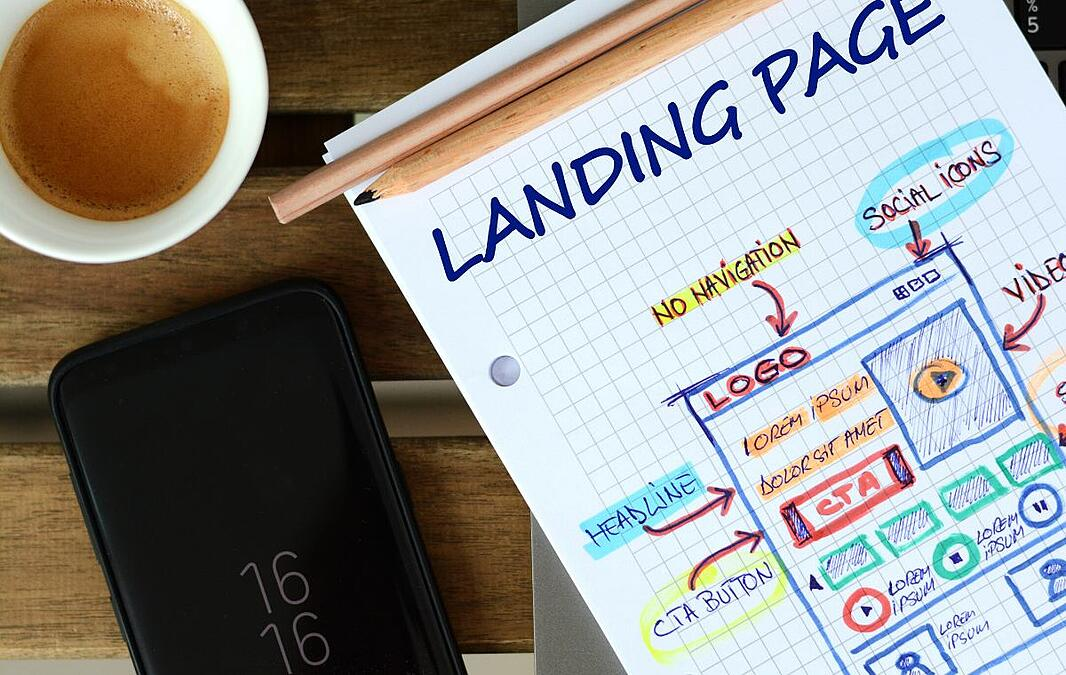How To Create Content Offer Landing Pages That Actually Convert