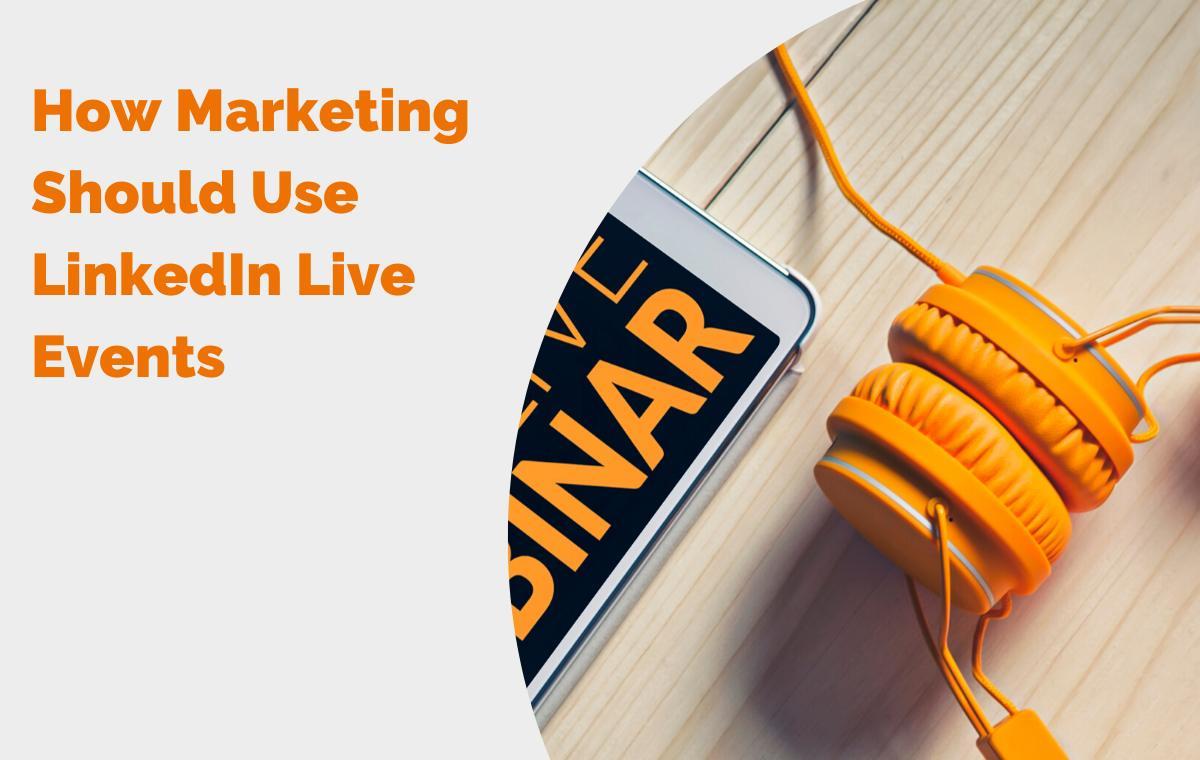 linkedin live events blog