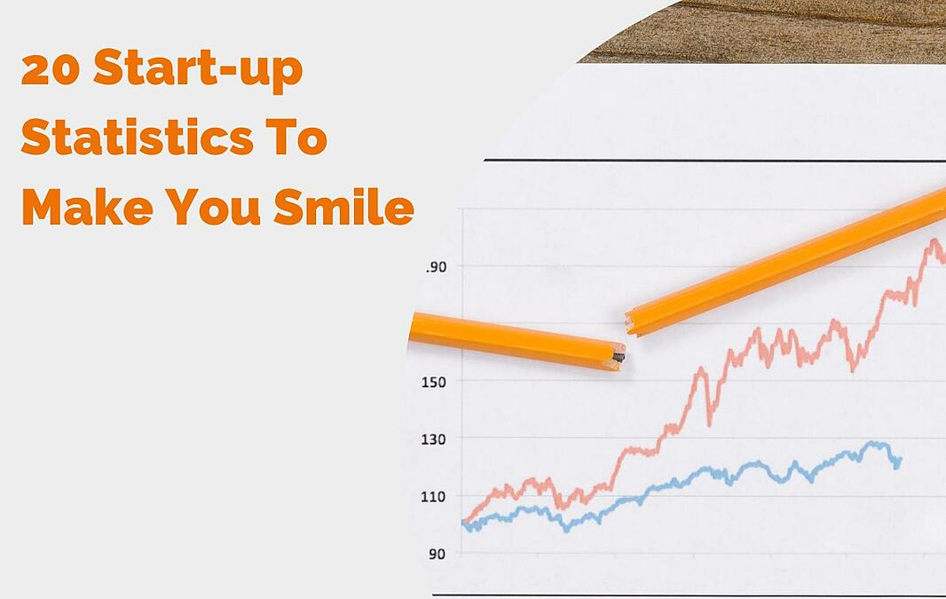 20 Start-up Statistics To Make You Smile