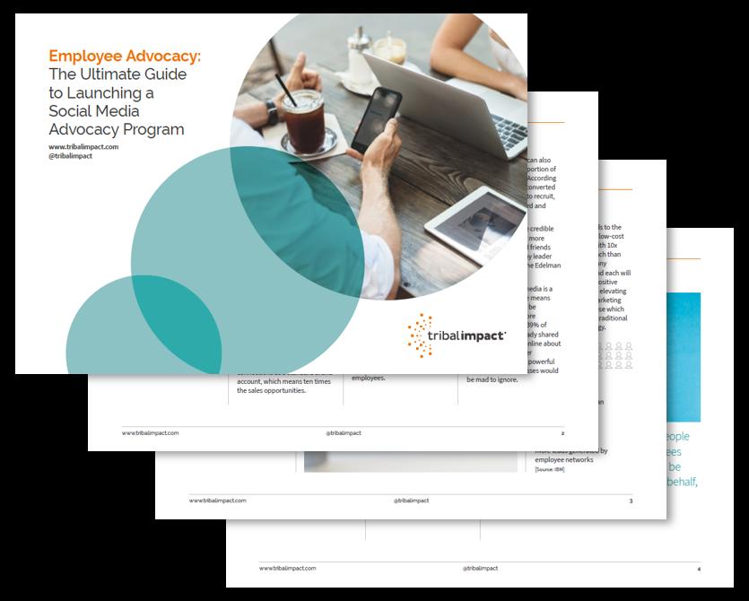 Employee Advocacy Ebook