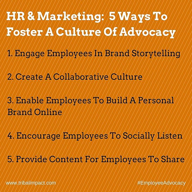 Customer Experience Engaging employees advocacy culture