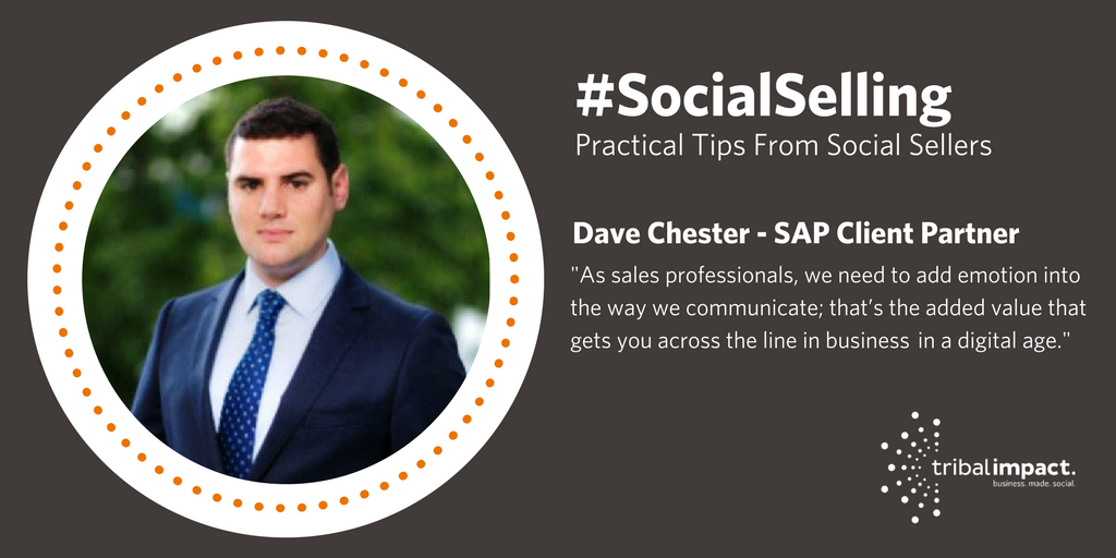 Dave Chester Social Selling
