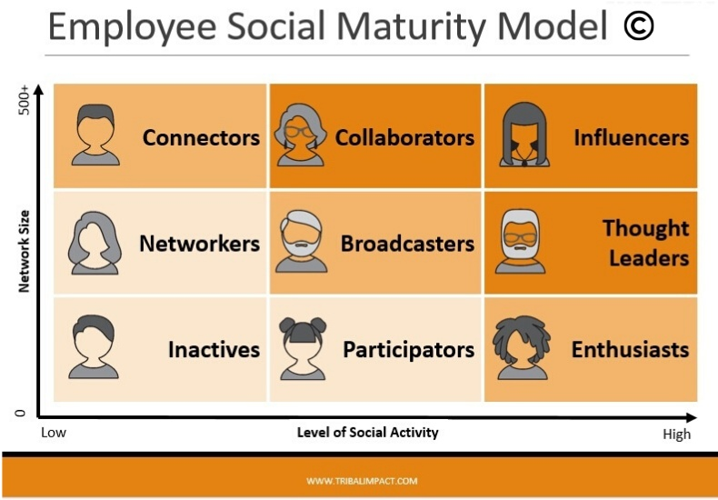 Employee Social Media Maturity