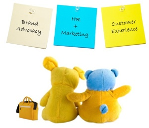 HR & Marketing: Best Friends for Brand Advocacy & Customer Experience