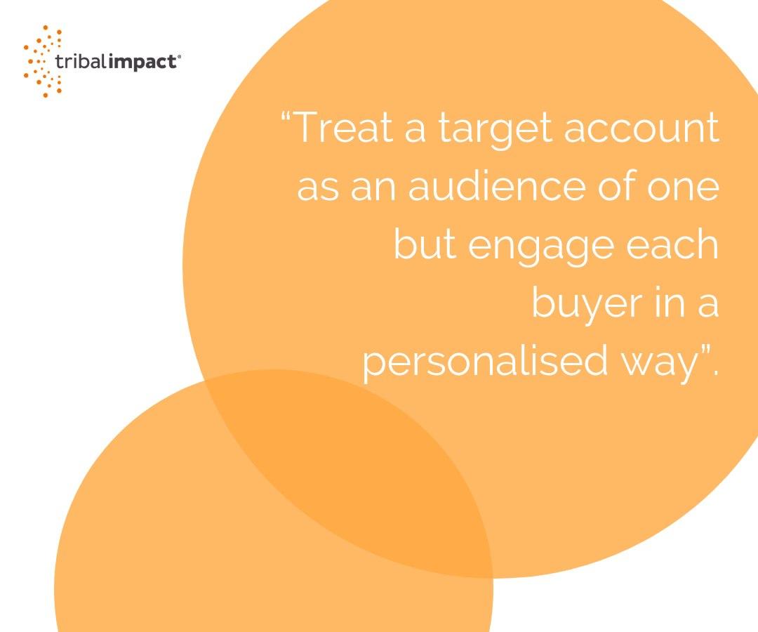 5 Key ABM Takeaways From B2B Marketings Ignite 2019 - quote