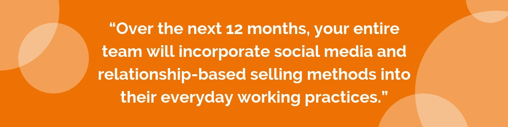 A Sales Managers' Guide to Social Selling Success - Q1