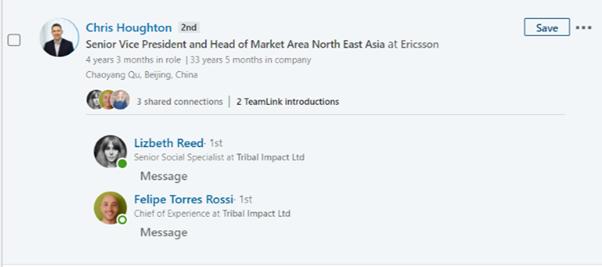 Pourquoi les vendeurs et les spécialistes du marketing aimeront la présentation du nouveau compte de LinkedIn Sales Navigator pour leurs activités basées sur le compte image 2