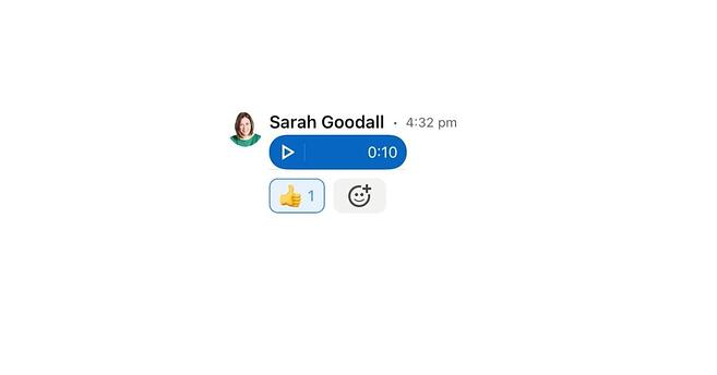 Will LinkedIn Voice Notes Give Social Sellers The Edge In 2021? image 1