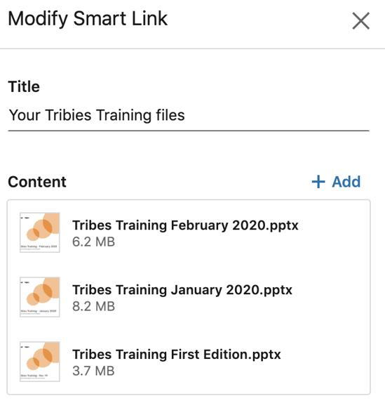 smart links 6