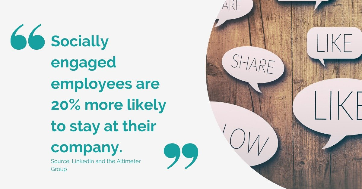socially engaged employees