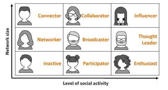 social business maturity matrix