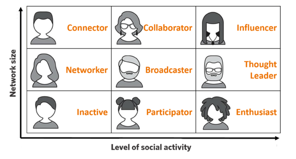 social business maturity matrix