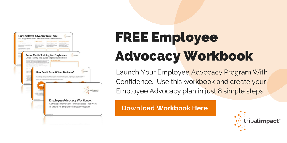 Download Employee Advocacy Workbook