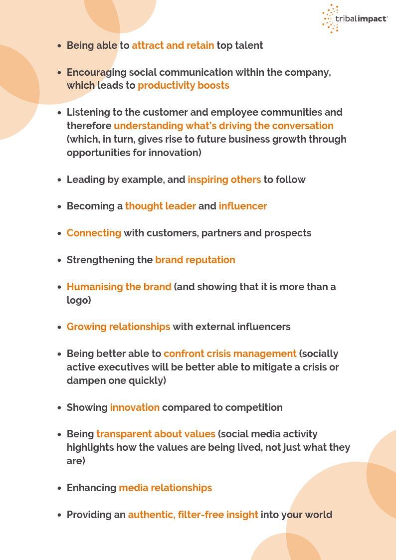 Benefits Of Social Leadership 3