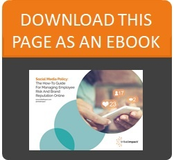 Download this page as a Social Media Policy eBook-2