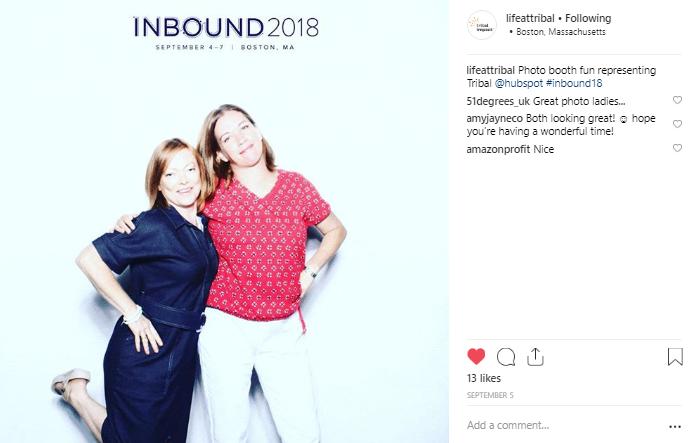 inbound employee content - Tribal Impact