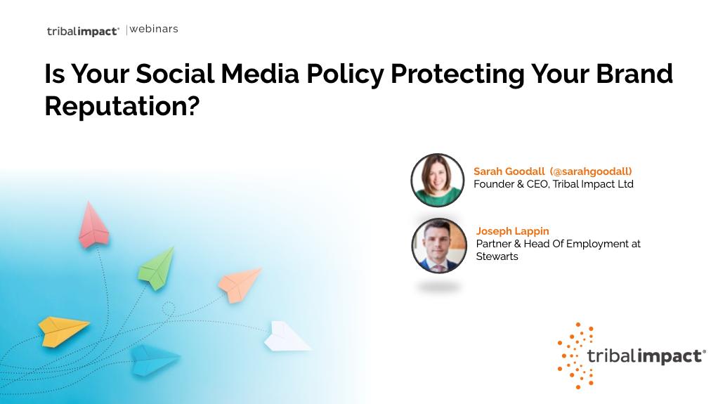Social media policy webinar-1