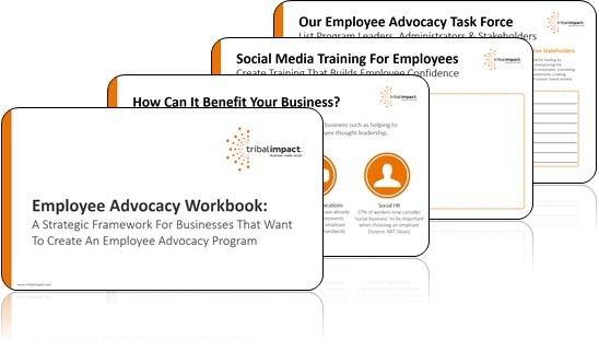 Employee Advocacy Workbook