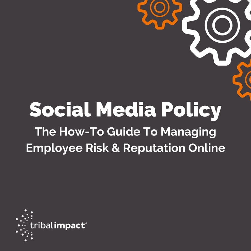 Social Media Policy: A Guide to Employee Risk Management