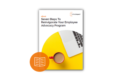 eBook reinvigorating employee advocacy program - resurces