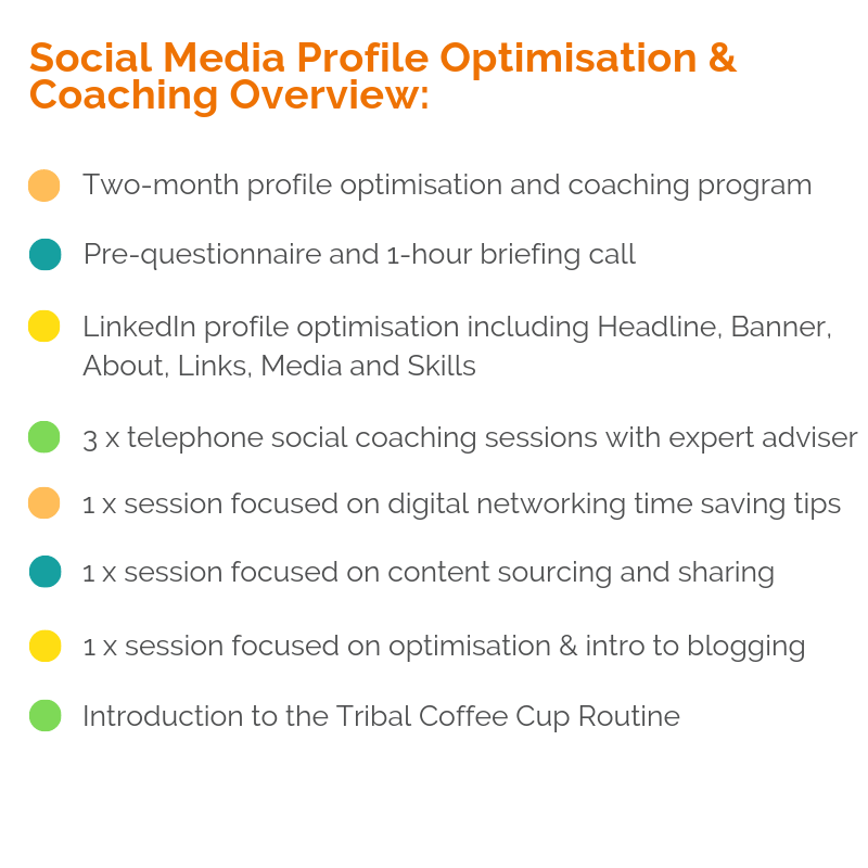 profile optimisation overview
